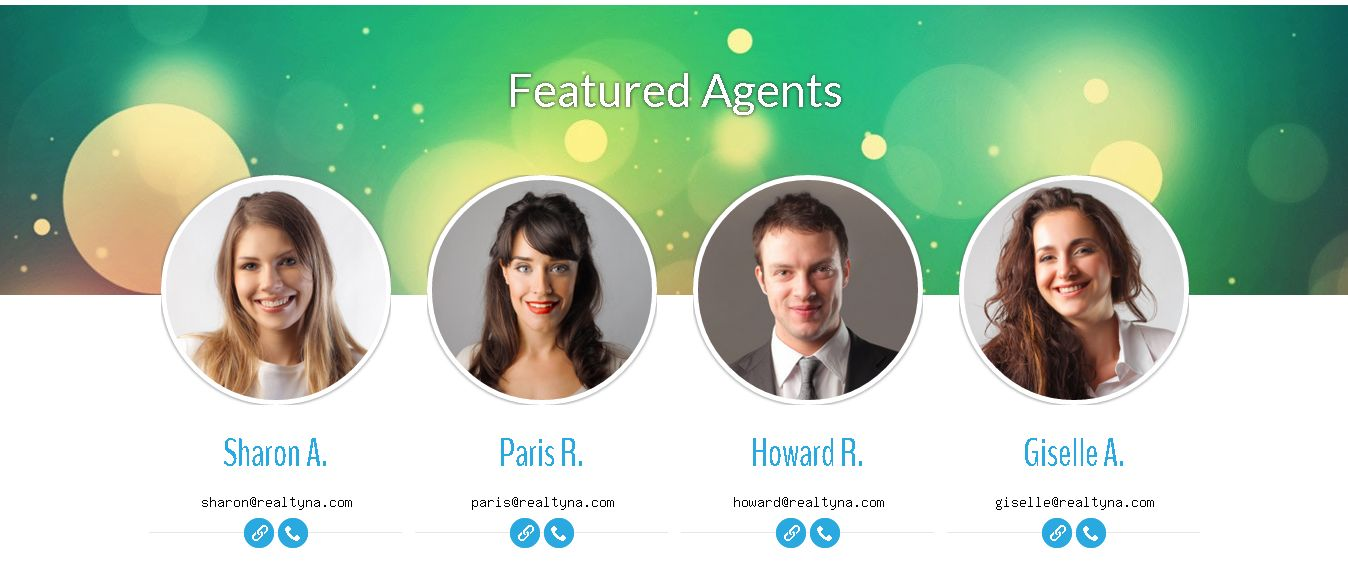 Featured agents
